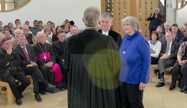 Verabschiedung Pfarrer Hans-Ulrich Thoma und Ingrid Thoma am 25.02.2018